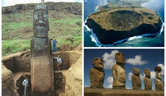Dünyanın en gizemli adası