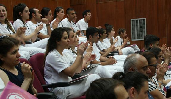 Ebeler ve Hemşireler Haftası'nda ortak etkinlikler düzenliyor
