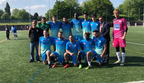 Esendağlı Kupası, Türkmenköy FC'nin