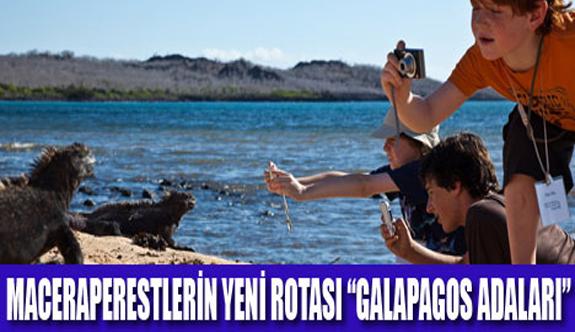 Fantastik bir dünya: Galapagos Adaları