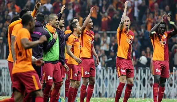 Galatasaray'ı Devler Ligi heyecanı sardı