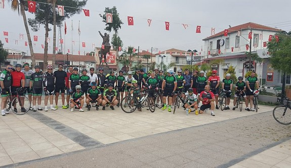 Green Pedal Cycling adayı turluyor