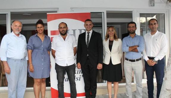 Halkın Partisi Girne İlçe Başkanı Ahmet Tokatlıoğlu