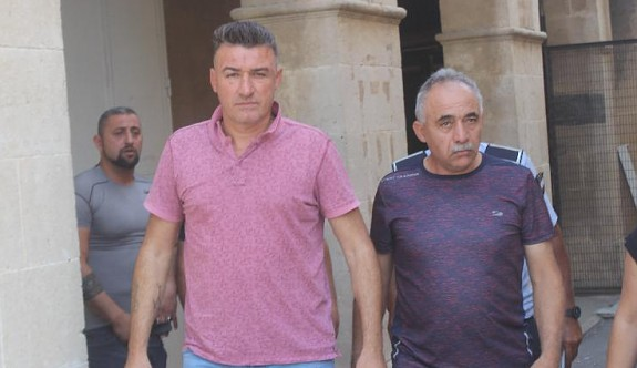 Holiganlara iki gün tutukluluk