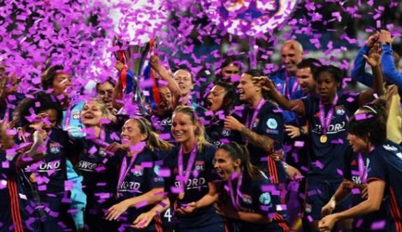 Kadın futbolunda Avrupa'nın en büyüğü belli oldu