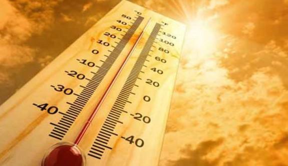 Kavurucu sıcaklar etkili olacak