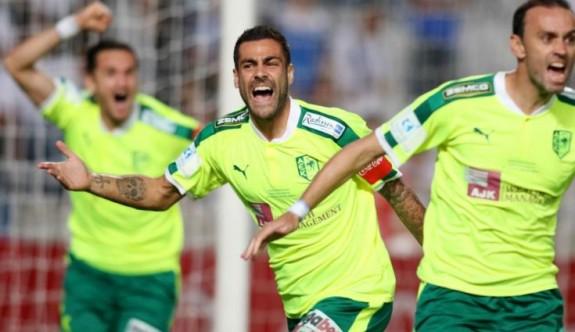 Kıbrıs Kupası AEK Larnaka'nın