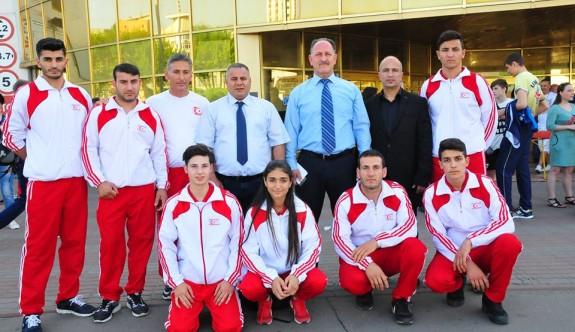Kickboks Milli Takımımız, Dünya Şampiyonası'nda