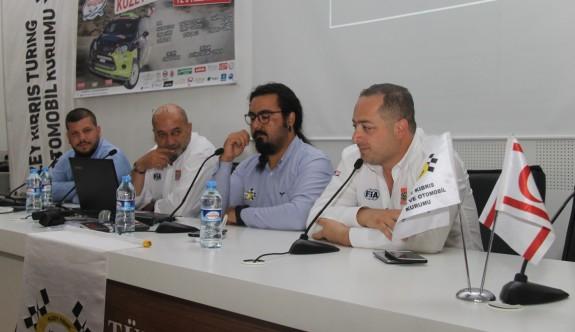 KKTOK, Kuzey Kıbrıs Rallisi'ne hazırlanıyor
