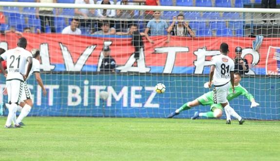 Konyaspor, Eto'o'yla hayat buldu