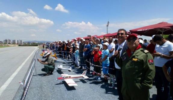 KRMDliler, Mersin'de yüksek uçuş yaptılar