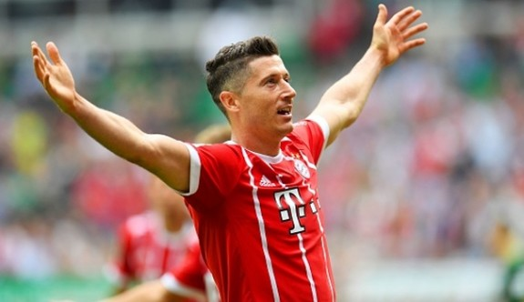 Lewandowski transferi rafa kalktı