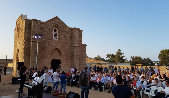 Mağusa'daki iki kilisedeki koruma çalışmaları tamamlandı