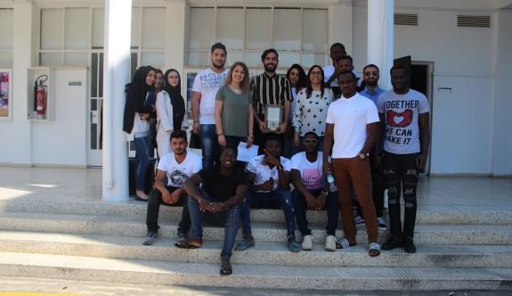 Milos Park Homes'un başarı hikayesi DAÜ'de anlatıldı