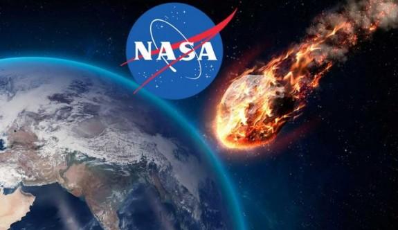 NASA tehlikeli 900 asteroidin izini kaybetti
