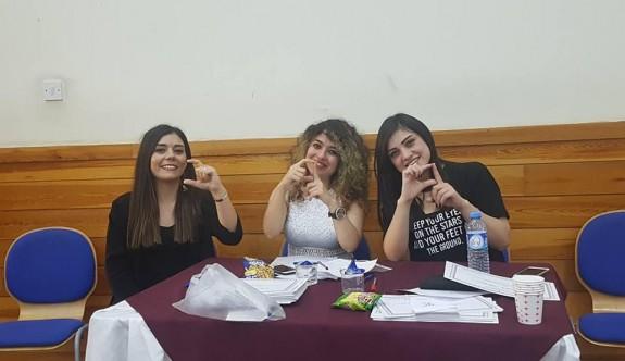 Öğrenciler, işaret diliyle tanıştı