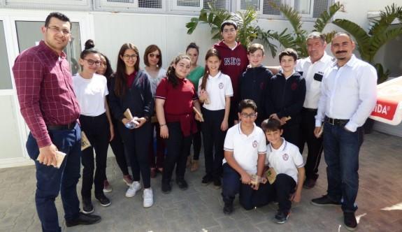 Öğrenciler, Taşkent Doğa Parkı'nı gezdi