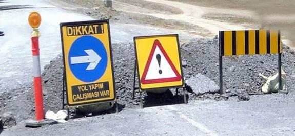 Pazar günü Göçmenköy-Taşkınköy'de bazı yollar kapanacak