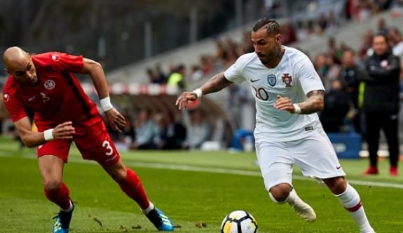 Portekiz, Tunus karşısında 2-0'ı koruyamadı