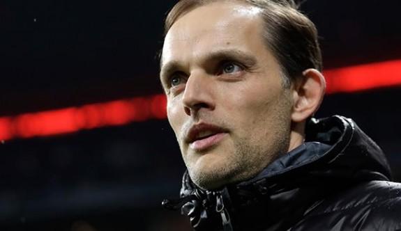 PSG'nin yeni patronu Tuchel