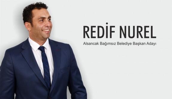 Redif Nurel belediye başkanlığına aday