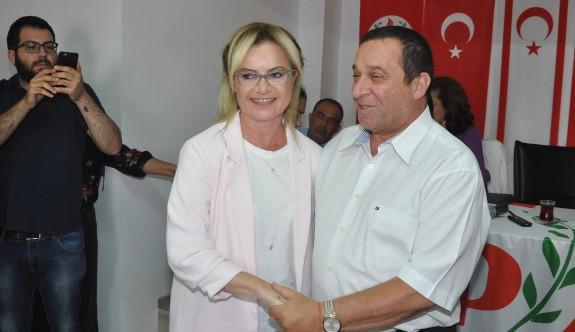 Son dakika: DP'den Lefkoşa'da sürpriz aday