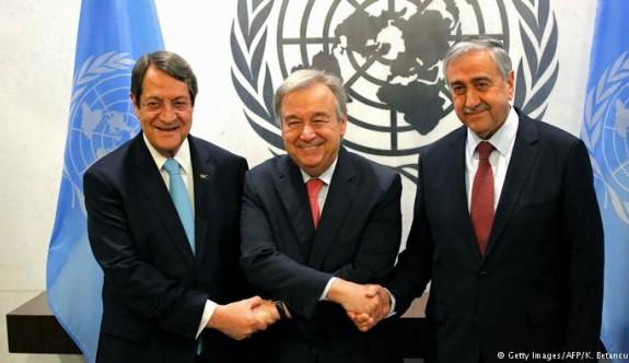 Taraflar arasında Guterres Çerçevesi konusunda yorum farkı