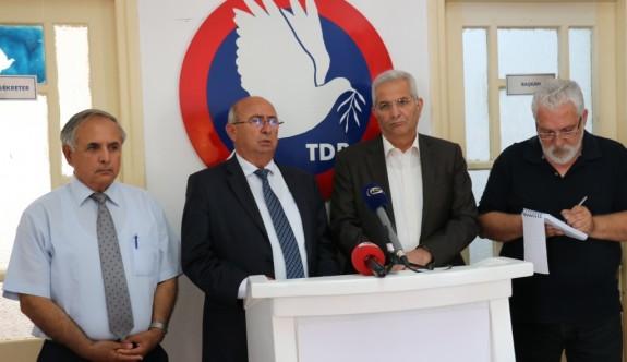 TDP ile AKEL Kıbrıs sorununa çözüm için ortak komite kuruyor