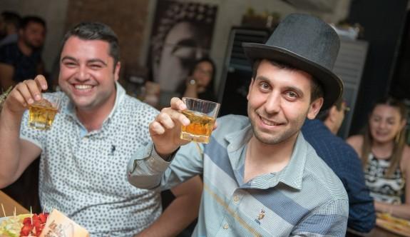 The Whisky Festival'de finale doğru