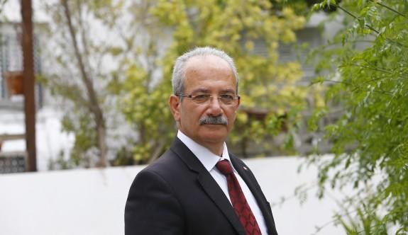 TKP-YG'nin genel sekreteri Mehmet Davulcu