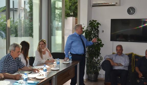 TKP-YG'de Mehmet Çakıcı yeniden genel başkan