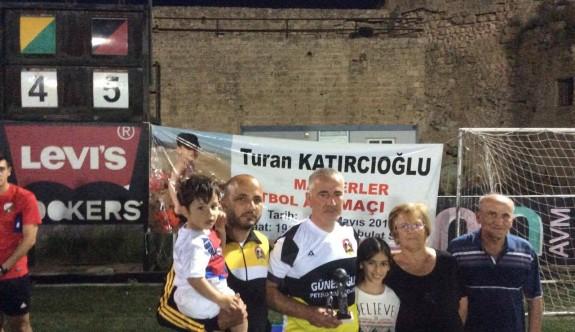 Turan Katırcıoğlu anılacak
