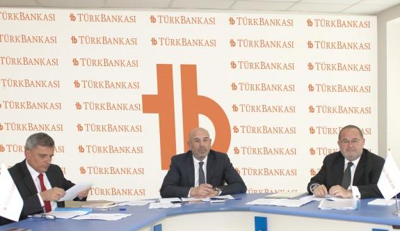Türk Bankası'nda yeni dönem