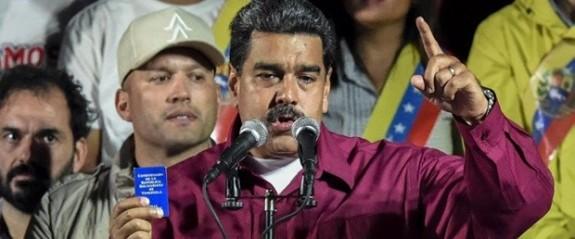 Venezuela'da Maduro seçimi farklı kazandı