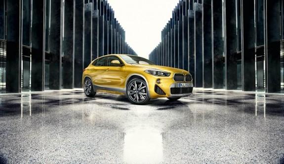 Yeni BMW X2 Çangar Motors'da