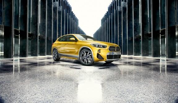 Yeni BMW X2 Çangar Motors'ta