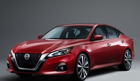 Yeni Nissan Altima görücüye çıktı