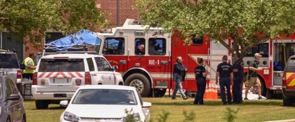Yine ABD'de silahlı lise saldırısı: 10 ölü