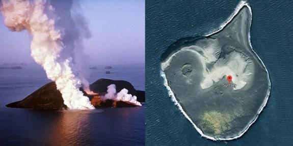 1963'ten Beri Girişlerin Yasak Olduğu Surtsey Adası