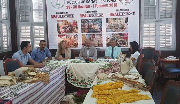 8'inci Çınarlı Kültür ve Sanat Festivali Cuma günü başlıyor