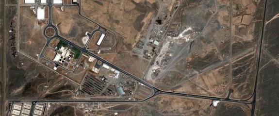 ABD'ye rağmen İran Natanz nükleer tesisini açtı