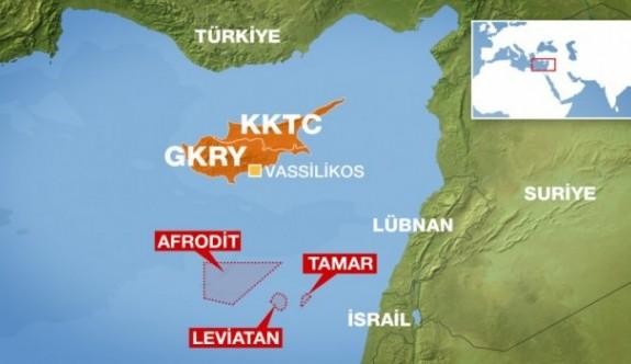Afrodit'te İsrail'in zararı büyük