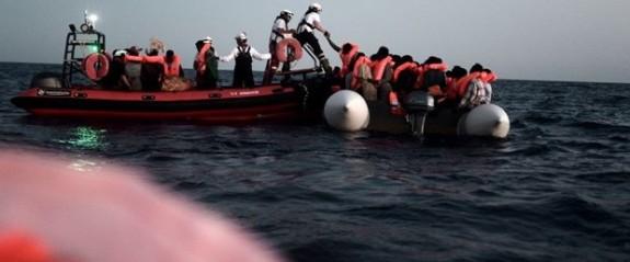 Akdeniz'de yine mülteci dramı