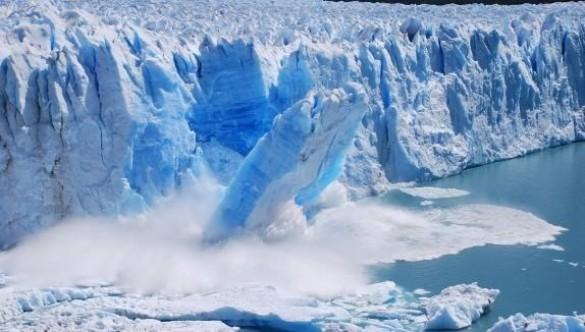 Antarktika'daki erime alarm seviyesinde