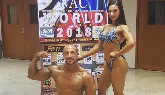 Aysu Dursun Dünya Şampiyonu