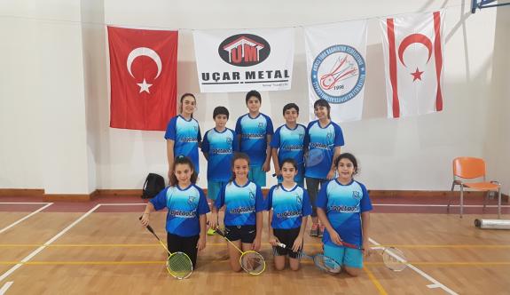 Badmintonda, Gençler Ligi heyecanı başladı