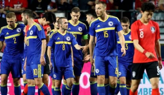 Bosna Hersek, Visca ile kazandı