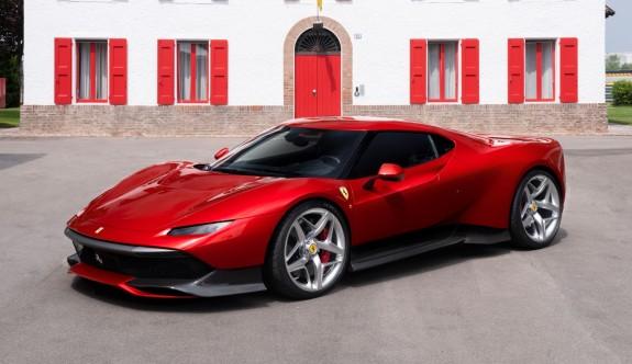 Bu Ferrari sadece bir kişi için