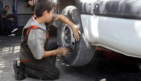 """""""Çocuk işçiliğine karşı önlem alınmalı"""""""