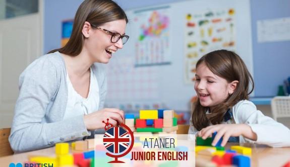 Çocuklar, İngilizceyi eğlenirken öğrenecek